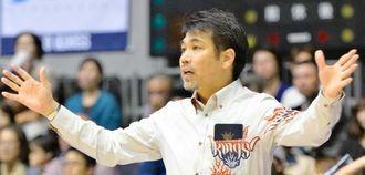 伊佐勉ヘッドコーチ