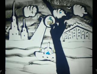 「小さな舟のバラード(ロシア)」提供=Anna Vashilo