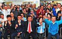 「大差」の裏側 2018年沖縄市長選(下)「潮目は変わった」強調する自民 「オール沖縄」勢力に広がる懸念