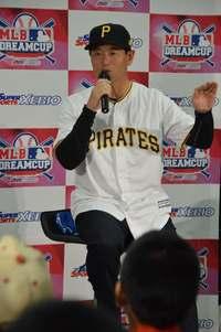 「練習はたくさんやらなくてもいい」 桑田真澄さん、沖縄で語る野球上達の秘訣