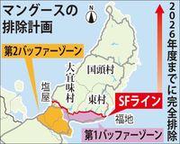 沖縄本島北部のマングース、捕獲数が減少 事業開始以来最少