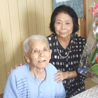 背中の少女は私です… 南洋以来72年ぶり再会 97歳男性の願い叶う