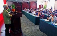 アジアの視野で沖縄を考える 「琉球・沖縄国際シンポジウム」北京で始まる