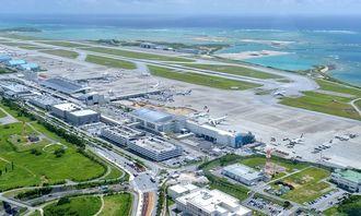 (資料写真)那覇空港