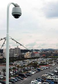 沖縄県警は期待も…規定置き去りの防犯カメラ導入 市町村の意識は【深掘り】