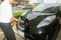 電気自動車、より身近に(1)充電設備、政府が後押し