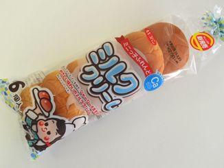 オキコの「ミニっ子ミルククリーム」