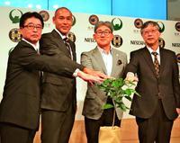元日本代表の高原さん、沖縄で国産コーヒー豆に挑戦! 選手と一緒に栽培「新たな産業に」
