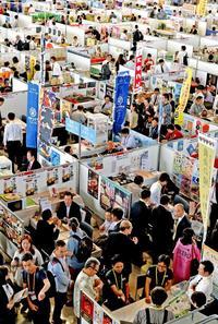 過去最多500社超が参加、海外展開探る 食品の商談会「沖縄大交易会」