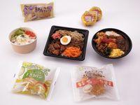 丼もの、パン、シュークリーム…大学生が新商品開発 沖縄のファミマで発売