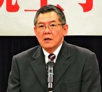 沖縄伝統空手継承へ議論 今野敏さん「文化伝えたい」