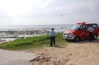 「サメにかまれた」 サーフィンの男性負傷 沖縄・糸満市