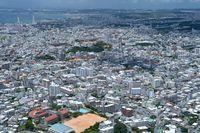 西海岸開発の協議、待機児童解消… 沖縄・浦添市が直面する課題