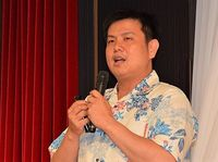 「性の多様性に目を向けて」 LGBT当事者の谷本浩一氏が講演 那覇
