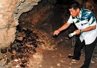 遺品粉々、子どもたちが折った千羽鶴も… 沖縄戦「集団自決」の壕、荒らされる