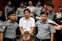 ミャンマーに記者釈放訴え 米下院が決議採択