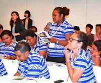 汚濁防止、植物工場… 沖縄の技術を太平洋の島嶼国へ JICAがセミナー開催