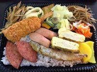 那覇市の菜菜のバイキング弁当を食べたの巻 運転手メシ(209)