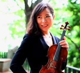 島田真千子 バイオリン奏者