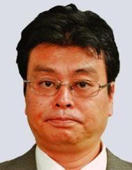 金城竜郎氏