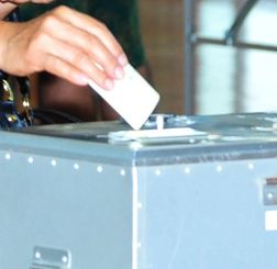 (イメージ写真)投票