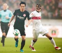 サッカー、長谷部はフル出場 ドイツ1部リーグ