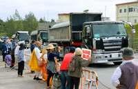 辺野古新基地:市民団体が「違法車両で工事」と指摘 近く告発へ【深掘り】