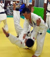 「格闘技に年齢関係ない」 73歳の柔道家、衰えぬ闘志 7月・沖縄大会で勝利目指す
