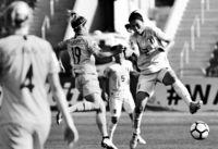 大一番 精彩放った宇津木/なでしこ アジア杯豪戦/高い守備力 勝利に貢献