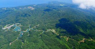 豊かな自然が広がる沖縄本島北部