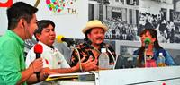 琉銀のテーマソングにモンパチ「太陽雨」 創立70周年でラジオイベント