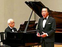 歌手の魅力引き出す調べ/ピアニストの小林道夫