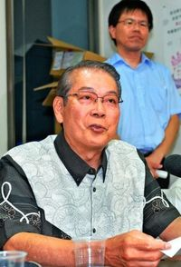 「間違った数字一人歩き」 沖縄県選管・当山委員長一問一答