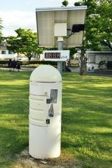 放射線監視装置(モニタリングポスト)