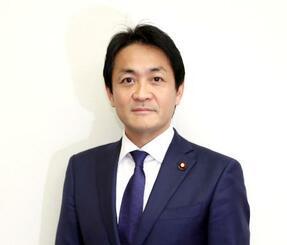 希望の党の玉木雄一郎代表