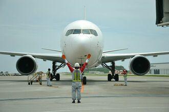 航空機(資料写真)