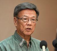 翁長知事の県民葬日程、継続協議に 四十九日内外で折り合わず