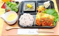 県産食材で旬の味わい 八重瀬町上田原「ひょうたんCAFE」