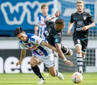 サッカー、小林はフル出場 オランダ1部リーグ