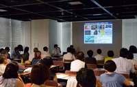 起案者募集説明会に40人参加 沖縄タイムスのクラウドファンディングサイト「Link―U」