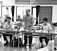 自然遺産登録へ課題は/北部・西表 利用ルール求める声/沖縄WG 検討開始