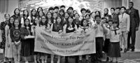 詩で国際交流深める/米・韓・比と首里高生40人