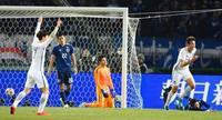 日本、韓国に完敗でV逃す サッカーE―1選手権