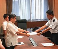 那覇空港閉鎖:逆噴射の不具合が原因か 空自が沖縄県に謝罪