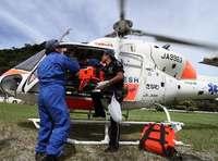 「北部はひとつ」「財政事情は逼迫」 救急ヘリMESH再開へ、北部12市町村に温度差