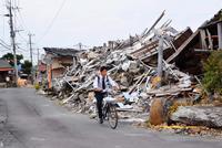 熊本地震きょう半年:激震の爪痕、町に心に 沖縄タイムス記者ルポ