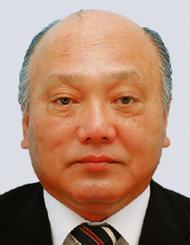 県物産公社の代表取締役常務に就任した与那嶺勉氏(県物産公社提供)