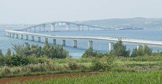 (資料写真)伊良部大橋
