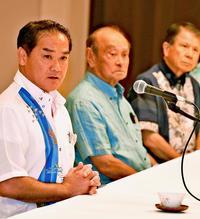 沖縄県知事選:自民、公明・維新との共闘に自信 県政奪還目指す 佐喜真氏出馬へ
