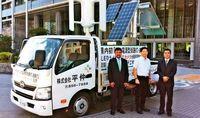 風力×太陽光×蓄電池 ハイブリッド新発電システム発売